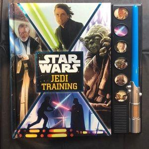 Star Wars Jedi Training Play-a-Sound Book